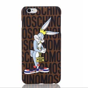 AW15 Moschino Jeremy Scott Bugs B CASE iPhone 6+
